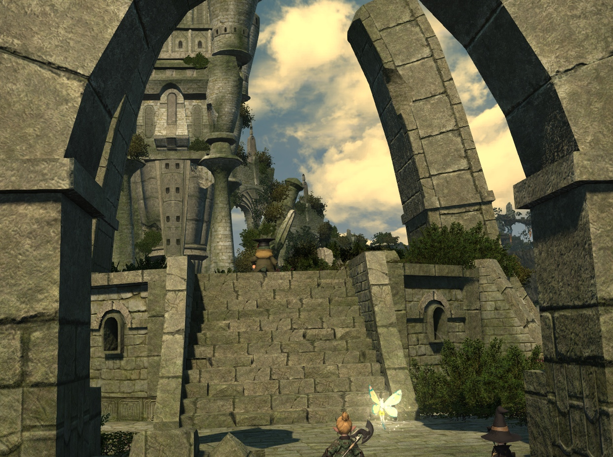 ffxiv leveling guide 3.0