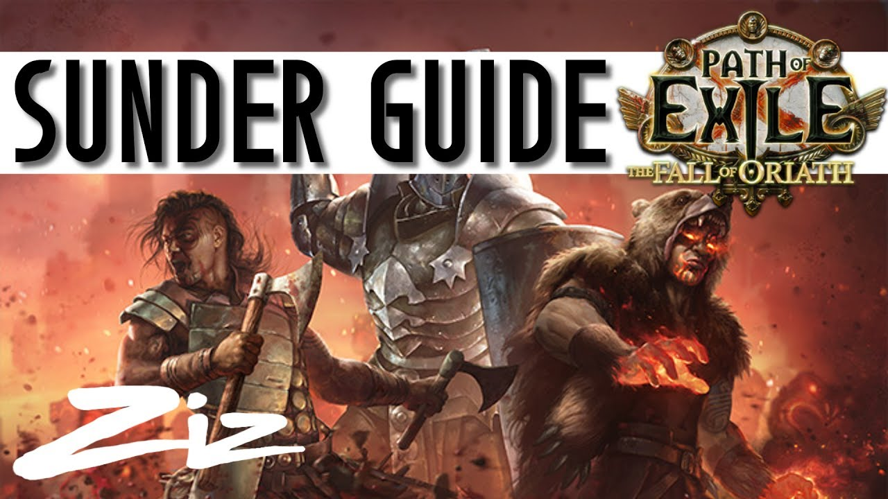 path of exile 3.0 leveling guide