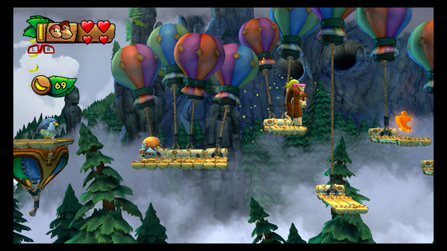 donkey kong country 2 guide