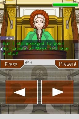 phoenix wright justice for all guide