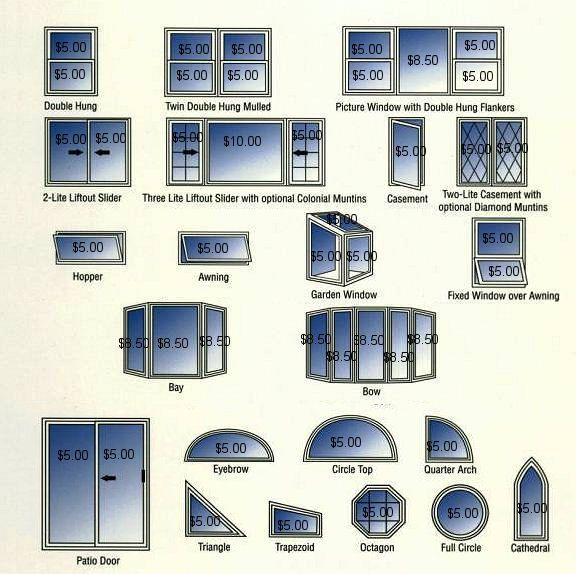 professional window cleaning price guide