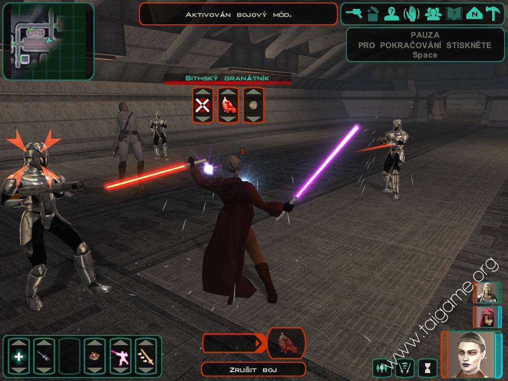 star wars knights of the old republic game guide