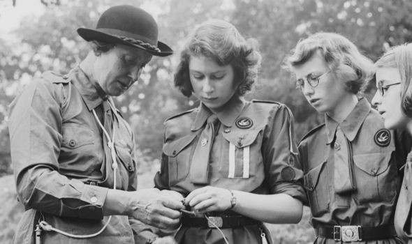 who started the girl guides
